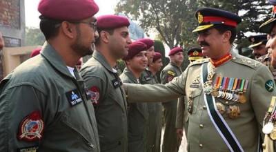 Gujranwala Visit Raheel Sharif