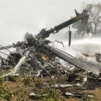 India Helicopter Crash