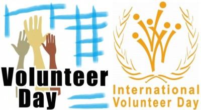 International Volunteers Day