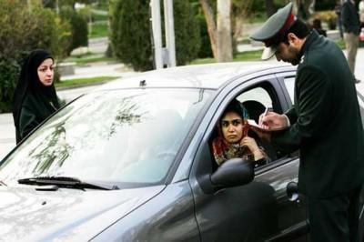 Irani Women Driving