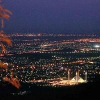 Islamabad at Night