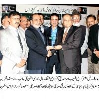 Karachi Shooting Football Association