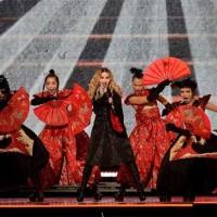 Madonna London Performance