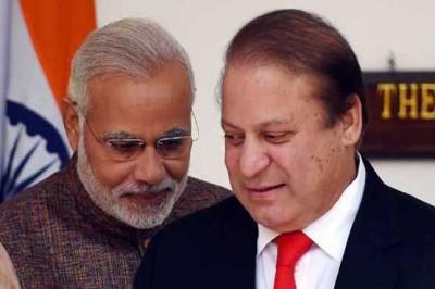 Modi And Nawaz Sharif