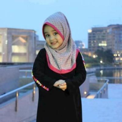 Muslim baby