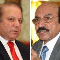 Nawaz and Qaim Ali Shah
