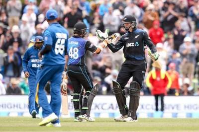 New Zealand, Sri Lanka ODI