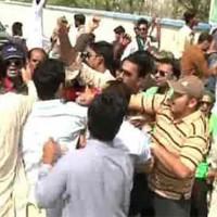 PTI, PML-N Workers Clash