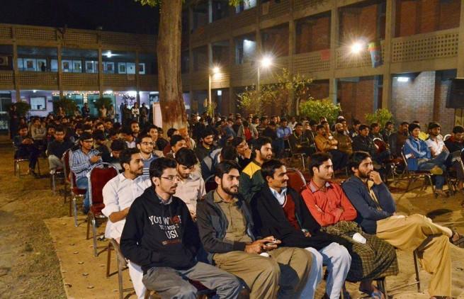 PU Islami Jamiat Talaba New Students Parties