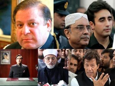 Pakistani Political Leaders