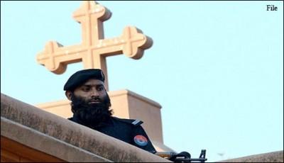 Peshawar Christmas Security