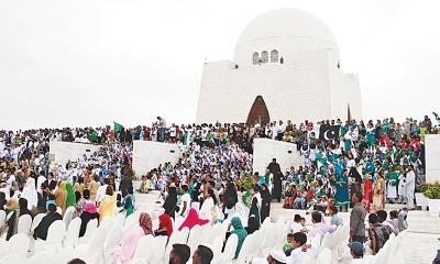 Quaid Azam Day