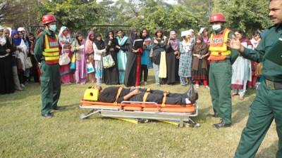 Rescue 1122 Training