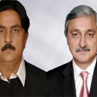 Sadiq Baloch and Jahangir Tareen