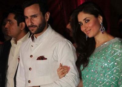 Saif Khan And  Kareena Kapoor