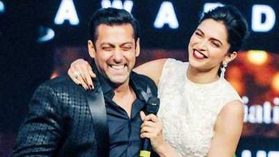 Salman Khan And Deepika