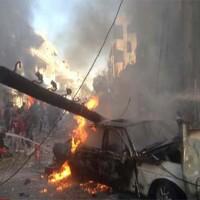 Syria Bomb Blasts