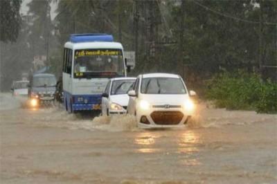 Tamil Nadu Rain