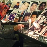 Terror Attack Remembrance