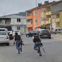 Turkey Attacks Hit Police
