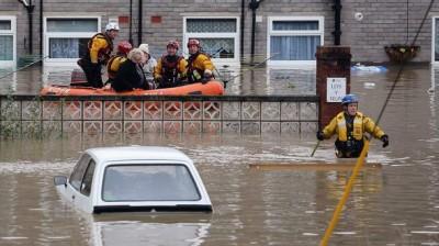 UK Flood Warning