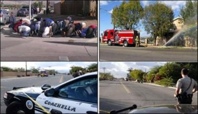 USA Masjid Attack
