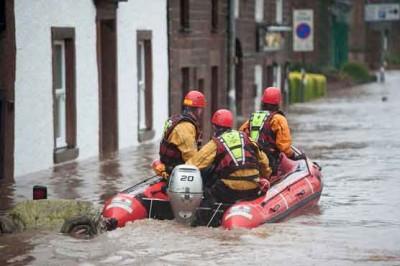 United Kingdom Flood
