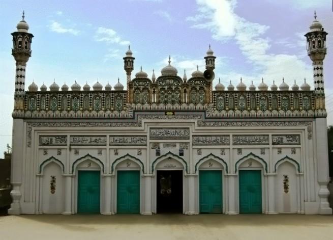 Masjid Pir Jhulli Shah, Midh Ranjha.
