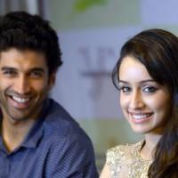 Aditya Roy and Shraddha Kapoor