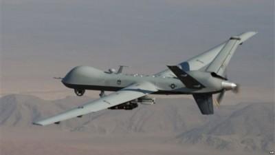 Afghanistan, Drones