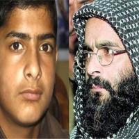 Afzal Guru's and Son