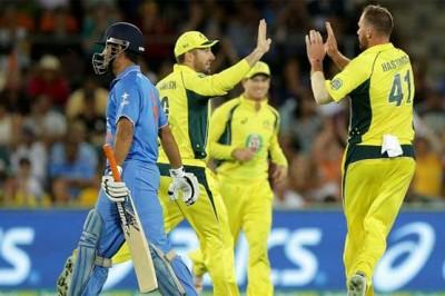 Australia and India ODI