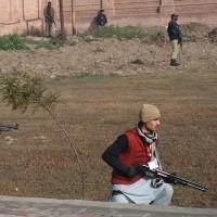 Bacha Khan University Attack