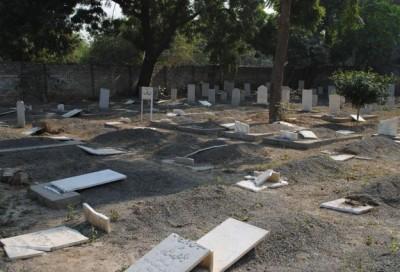 Cemetery Problem in Pakistan
