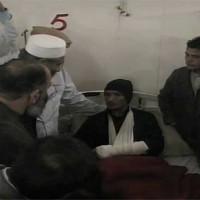 Charsadda Injured Visited