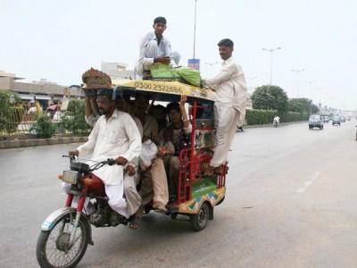 Chung Chi Rickshaw
