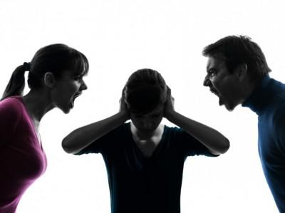 Fighting Parents