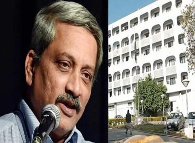 Foreign Office and Manohar Parrikar