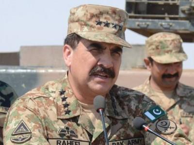 Gen Raheel Sharif