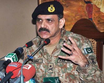 Gen. Asim Bajwa