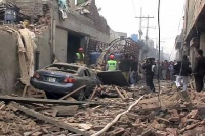 Gujranwala Factory Explosion