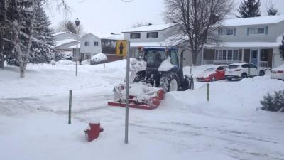 Holland Snow