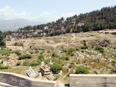 Illegal Cemetery