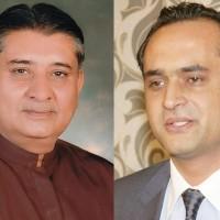Imran Zafar Laghari And Rehnuma Abdul Aziz Junejo