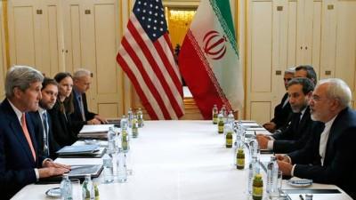 Iran Sanctions Took up