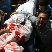 Israeli Army killed Palestinians