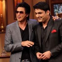 Kapil Sharma and Shahrukh Khan
