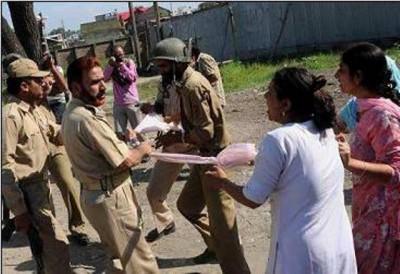 Kashmiri Women  Violence