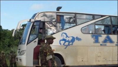 Keniya Bus Attack