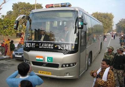 Lahore to Delhi Bus
